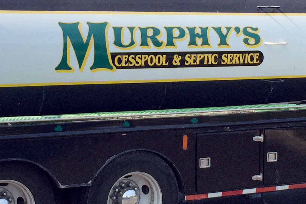 Cesspool Truck photo | Murphy's Cesspool & Septic Service | Cesspool Pumping Service | Suffolk County, Long Island, NY |  Phone: 631.758.4171 or 631.476.5484 Fax: 631.569.724.2299 | Email: Service@NYSeptic.com