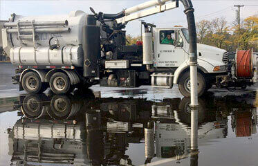 Murphy's | Vacuum Truck Services Photo